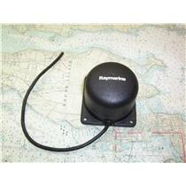 Boaters' Resale Shop of Tx 1402 2071.04 RAYMARINE HEADING SENSOR WITH CUT CABLE