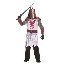 Zombie Warrior Adult Costume