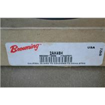 Browning 2AK49H 2 Groove Belt Pulley