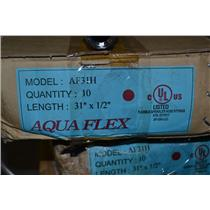 "10 AQUAFLEX AF-31H  31"" x 1/2"" DROP ONLY HOSE AQUA FLEX"