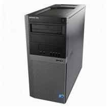 Dell OptiPlex 960 250GB, Intel Core 2 Quad 2.66 GHz (Q9400), 4 GB PC mini tower