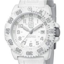 Luminox L3057 EVO White Navy SEAL Colormark Watch
