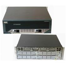 Cisco3845 Dual AC Power Gigabit Router 3845 1GB/128F ADVENTERPRISEK9 IOS 15.1