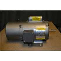 Baldor 1/4HP Single Phase Motor W/ Stearns Brake, BL3516, 1725 RPM, 115/208-230V