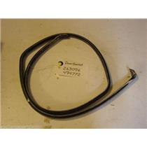 Bosch  dishwasher  Door gasket 263096  494772 USED PART