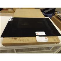 Amana Stove 07637002 Oven Door  Glass (blk)  NEW IN BOX