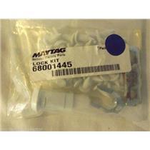 ADMIRAL JENN AIR REFRIGERATOR 68001445 LOCK KIT   NEW IN BOX