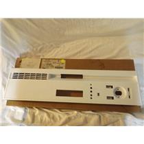 AMANA DISHWASHER R9800090 Panel, Control (white) NEW IN BOX