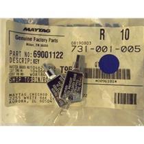 AMANA FREEZER 69001122 Key, Door    NEW IN BOX