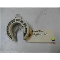 AMANA DISHWASHER R9800160 GLASS TRAP USED PART ASSEMBLY