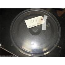 """12 5/8"""" MICROWAVE PLATE USED PART ASSEMBLY FREE SHIPPING"""