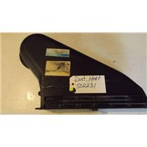 AMANA  DRYER 502231 Duct, Heat   USED PART