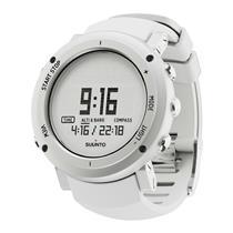 Suunto Watch Core ALU Pure White Aluminum Case SS018734000 30%Off. Retail $400 Sale Priced $280