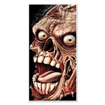 Beistle 00006 Zombie Door Cover Halloween Decoration