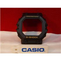 Casio Watch Parts GX-56 1B Bezel Black Gold Letters & GXW-56 1B.Shell w/PushPads