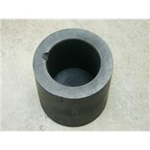 "25 oz Graphite Crucible for Melting Gold-Silver-Copper- 2-5/16"" W x 2-1/2"" Tall"