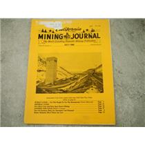 California Mining Journal July 1980- Public Lands, Panning for Gold
