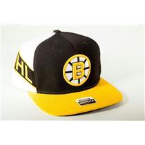 Reebok NHL Boston Bruins Hockey Snap Back Hat