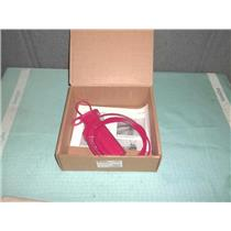 """NEW Brady All Pupose Cable Lock W/8' Sheathed Cable 3/16"""" Cable"""