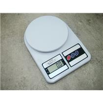 5 Kilo Large Digital Scale Kitchen-Lab-Postal/Flux Mixing/Gold/Silver Ore Smelt
