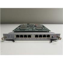 Spirent CPR-2001A 10/100/1000 8-Port Module, copper