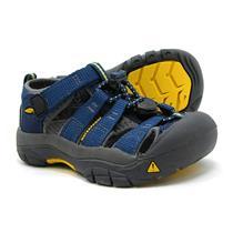 Keen Newport H2 Infant Kid Sandals size 4 Navy Blue NIB New