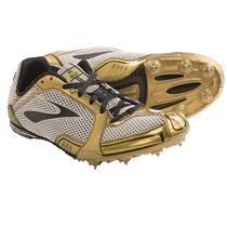 brooks PR MD 46.61 Kids 7.5 Track Shoes