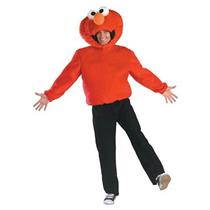 Sesame Street: Elmo Adult  Full Costume 42-46
