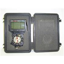 Boaters' Resale Shop of Tx 1407 1521.04 US DIVERS AQUA-LUNG MONITOR3 AIR COMPASS