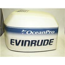 Boaters Resale Shop Of TX 1509 2771.02 ENVINRUDE 225HP 1994 OUTBOARD MOTOR COWL