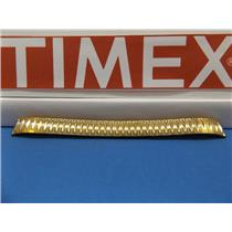 Timex Watch Band 12mm (A) Expansion/Stretch Bracelet Gold Tone Ladies Watchband