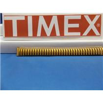 Timex Watch Band 13mm Gold Tone Expansion/Stretch Bracelet Ladies Watchband