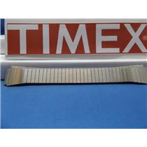 Timex Watch Band 18mm Silver Tn Expansion/Stretch Steel Bracelet Mens Watchband