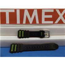 Timex Watch Band 16mm Acqua Indiglo Night-Light Ladies Sports Strap. Watchband
