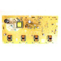 Sylvania LC320SLX Inverter Board A91F0M1V-001-IV