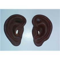 "4"" Super Jumbo Black Big Brown Ears Costume Accessory"