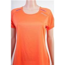 2XU GHST Short Sleeve Top Women's Orange