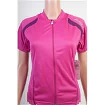2XU Elite X Cycle Jersey Women's Magenta