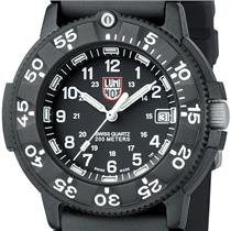 Luminox Original 3000. w/25 Year Night Vision Tubes. Swiss Movement. Navy Seals Endorsed.