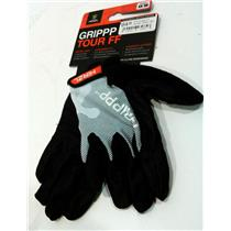 Hirzl Grippp Tour FF Cycling Glove Black/White Small