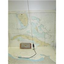 Boaters' Resale Shop of Tx 1305 1721.01 SKYMATE SATELITE COMMUNICATOR W/ ANTENNA