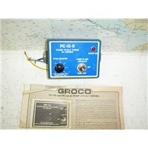 Boaters Resale Shop of Tx 1603 4221.45 GROCO PC-10-R LIVEWELL PUMP CYCLE TIMER