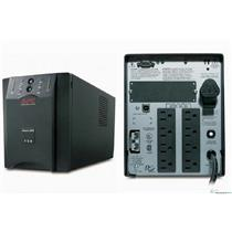 APC SUA750XL 750VA 600W 120V XL Smart-UPS Tower Power Backup Ref