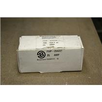 (Box of 9) Bussmann FWP-25A22F Fuses, 700VAC, 25 Amp