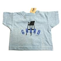 NWT Flapdoodles Boys Soft Jersey Cotton Top Lifeguard Guard Stand T-shirt Blue