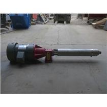 16GPM TONKAFLO PUMP AS1623G W/ Marathon C204 Motor, 208-230/460V