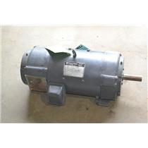 Powertron 2110N420007 DC Motor, 3HP, 1750/2000 RPM, 2110ATZ Frame, 240V, 10.3A