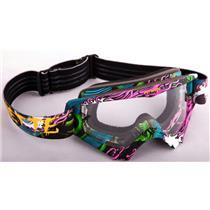 Arnette Mini Series MX Wild Eye W/ Clear Goggles