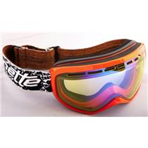 Arnette Skylight Goggles Think Tank Orange Dark Grey
