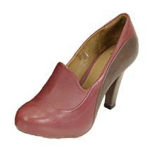 NEW J. Shoes Castilla Ruby Wine/Stallion Leather Court Shoe Platform Pumps 13437